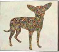 Chihuahua Shape Fine-Art Print
