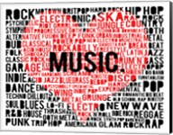 Music - New Wave 2 Fine-Art Print