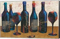 Wine Splash Light I Fine-Art Print