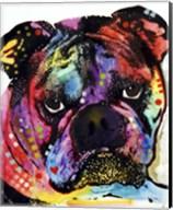 Bulldog Fine-Art Print