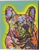 French Bulldog III Fine-Art Print