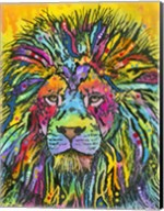 Lion Good Fine-Art Print