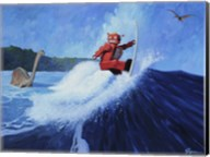 Surfer Joe Fine-Art Print