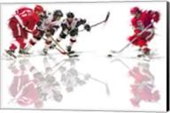 Ice Hockey 1 Fine-Art Print