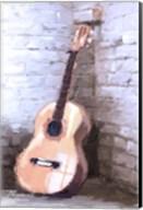 Guitar 2 Fine-Art Print