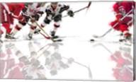 Ice Hockey 2 Fine-Art Print