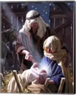Joseph And Mary Fine-Art Print