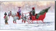 Pony Cart 1 Fine-Art Print