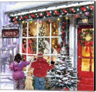 Toy Shop 3 Fine-Art Print