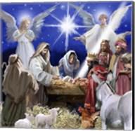 Nativity 2 Fine-Art Print