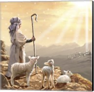 Shepherd Boy 3 Fine-Art Print