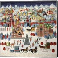 Red-Square Fine-Art Print