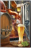 Beer Distillery Fine-Art Print