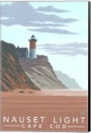 Nauset Light Cape Cod Fine-Art Print