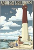 Barnegat Lighthouse New Jersey Fine-Art Print