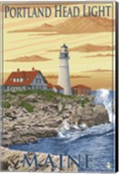 Portland Head Light Maine Fine-Art Print