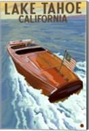 Lake Tahoe California Boat Fine-Art Print