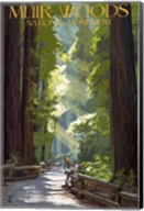 Muir Woods National Monument Fine-Art Print