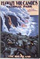 Hawaii Volcanoes National Park Fine-Art Print