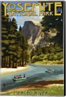 Merce River Yosemite Park Fine-Art Print