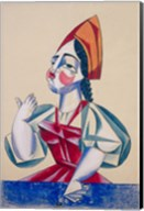The Priest'S Daughter, 1920 Fine-Art Print