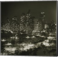 Winter Central Park Fine-Art Print