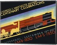Liverpool & Manchester Railway Fine-Art Print
