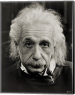 Albert Einstein Fine-Art Print