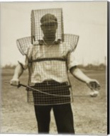 Mouse-trap Armor for Caddies Fine-Art Print