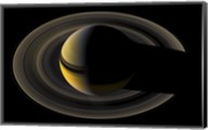 Saturn On the Final Frontier Fine-Art Print