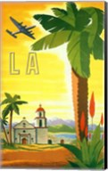 La Palm Tree Fine-Art Print