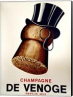 Champagne Cork Fine-Art Print