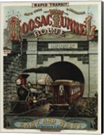 Hoosac Tunnel Fine-Art Print