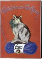 Yarncat Fine-Art Print