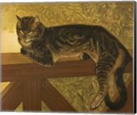 Steinlen Cat Fine-Art Print