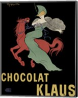 Chocolate Klaus Fine-Art Print