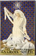 La Croix - Soleil Fine-Art Print