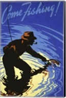 Come Fishing Fine-Art Print