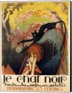 Le Chat Noir 2 Fine-Art Print