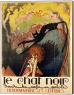 Le Chat Noir 2 Fine-Art Print