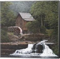 Glade Creek Mill Fine-Art Print