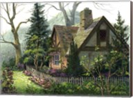 Hidden Cottage Fine-Art Print