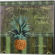 Fresh Pineapples Fine-Art Print