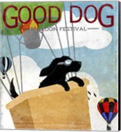 Good Dog Balloon Festival Fine-Art Print