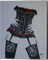 Corset Fine-Art Print