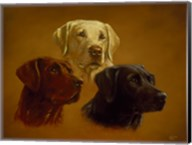Portrait of Three Fine-Art Print
