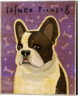 French Bulldog - Whiten Brindle Fine-Art Print