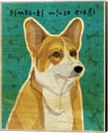 Pembroke Welsh Corgi Fine-Art Print