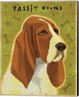 Basset Hound Fine-Art Print