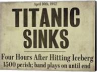 Titanic Fine-Art Print